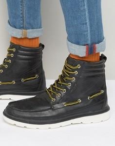 Ботинки со шнуровкой Rock & Religion - Черный