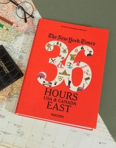 Книга 36 Hours In USA & Canada East Coast NY Times - Мульти Books