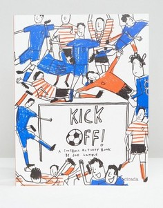 Книга Kick Off Football Activity Book - Мульти Books