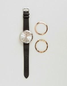 Часы с 3 сменными корпусами ASOS - Мульти