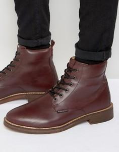 Ботинки на шнуровке Ben Sherman Aine - Красный