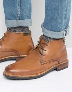 Ботинки на шнуровке Ben Sherman John - Рыжий
