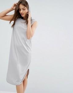 Платье с капюшоном Daisy Street - Серый