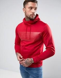 Худи с крупным логотипом Nike Jordan 831342-687 - Красный