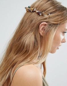 Украшение для волос с бусинами ASOS - Мульти