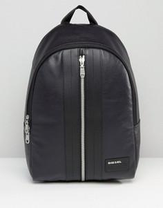 Кожаный рюкзак Diesel - Черный