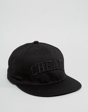 Бейсболка Cheats and Thieves CHEATS - Черный