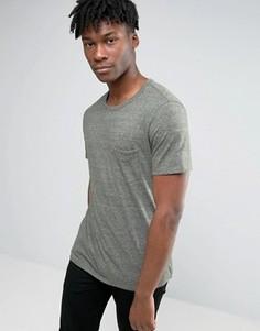 Рубашка с короткими рукавами и карманом Levis Sunset Olive Night - Зеленый Levis®