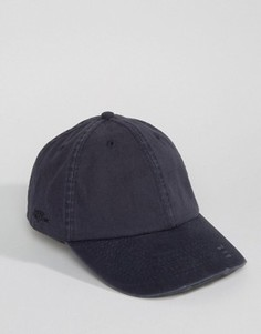 Потертая кепка Dead Vintage - Темно-синий
