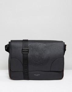 Сумка через плечо с логотипом Ted Baker - Черный