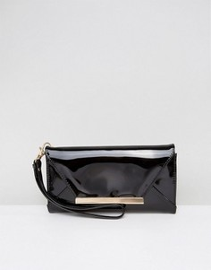 Кошелек с откидным клапаном Yoki - Черный