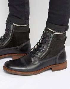 Теплые ботинки ALDO Freowine - Черный