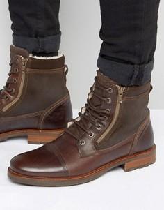 Теплые ботинки ALDO Freowine - Коричневый