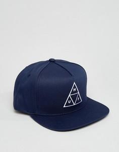 Бейсболка HUF - Темно-синий
