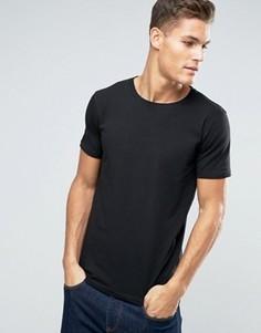 Черная футболка Lindbergh - Черный