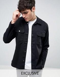 Куртка-рубашка Cheap Monday - Черный