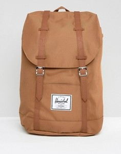 Рюкзак объемом 19,5 л Herschel Supply Co - Коричневый