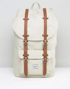Рюкзак Herschel Supply Co Little America - 25 л - Бежевый