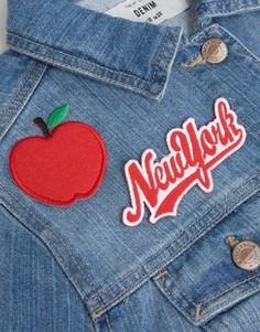 Нашивка с вышивкой New York Orelia - Мульти