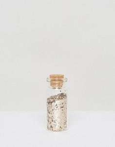 Золотистые блестки для тела Orelia - Золотой