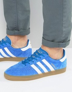 Синие кроссовки adidas Originals 350 BY1862 - Синий