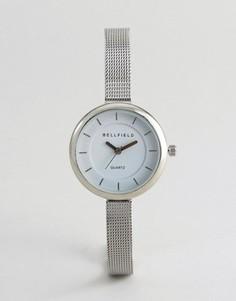 Часы с узким ремешком Bellfield - Серебряный
