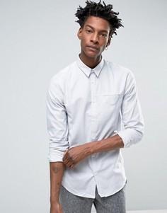 Оксфордская рубашка Selected - Серый