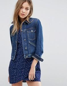 Джинсовая куртка M.i.h Jeans - Синий