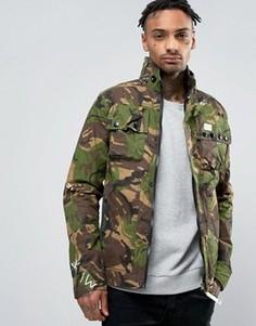 Куртка G-Star Ospak - Зеленый