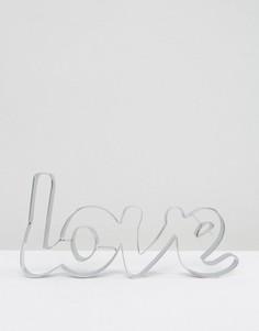 Форма для печенья в виде слова Love Meri Meri - Мульти