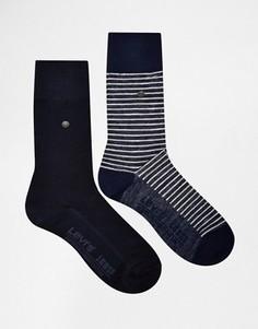 2 пары носков в полоску Levis - Синий Levis®