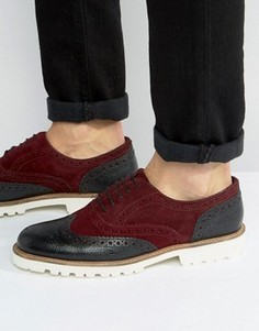 Броги London Brogues Jamie - Черный