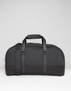 Черная дорожная сумка Rains - Черный