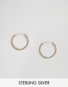 Серьги-кольца Kingsley Ryan - Золотой