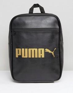 Студенческий рюкзак PUMA - Черный