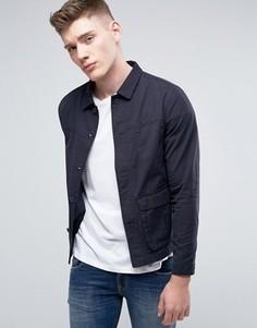 Куртка-рубашка Native Youth - Темно-синий