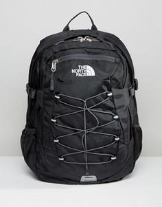 Черный рюкзак The North Face Borealis - Черный