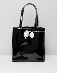 Маленькая сумка с бантиком Ted Baker - Черный