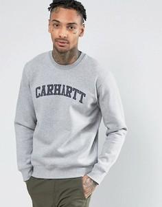 Свитшот Carhartt WIP Yale - Серый