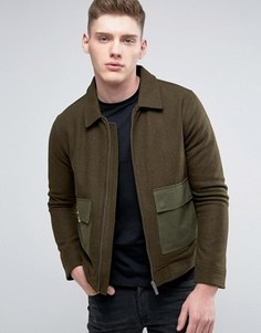 Куртка Native Youth Combat - Зеленый