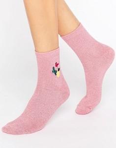 Носки ASOS - Розовый