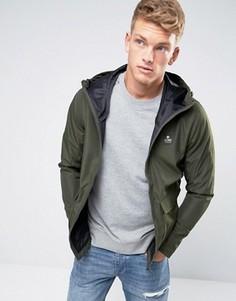 Куртка-анорак с капюшоном и карманами Jack & Jones Core - Черный