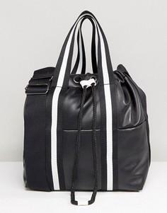 Сумка-мешок New Look - Черный