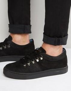 Низкие кроссовки Rule London - Черный