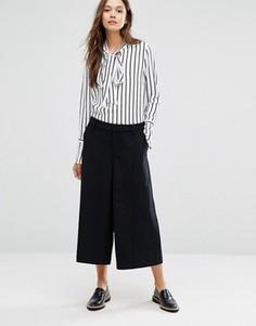 Юбка‑шорты с широкими штанинами Gestuz - Темно-синий