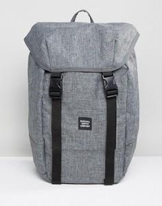 Серый рюкзак объемом 24 литра Herschel Supply Co Iona - Серый