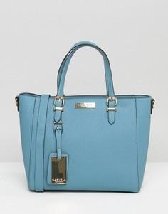 Миниатюрная сумка-тоут Carvela Danna - Синий