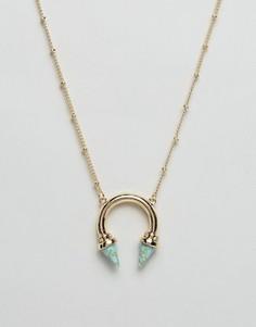 Ожерелье Ashiana - Золотой