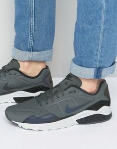 Серые премиум-кроссовки Nike Air Pegasus 83 844654-004 - Серый