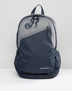 Темно-синий рюкзак Volcom Substrate - Темно-синий